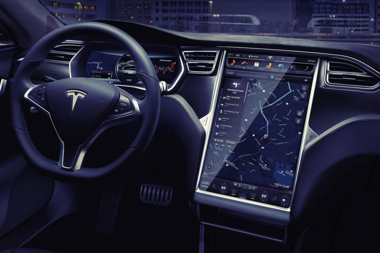 Tesla Motors California 2